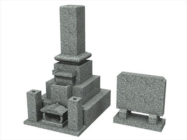 写真:和型墓石