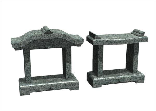 (002)香炉・ステンレス供養箱タイプ