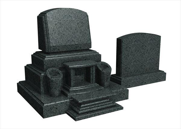 (004)洋型墓石