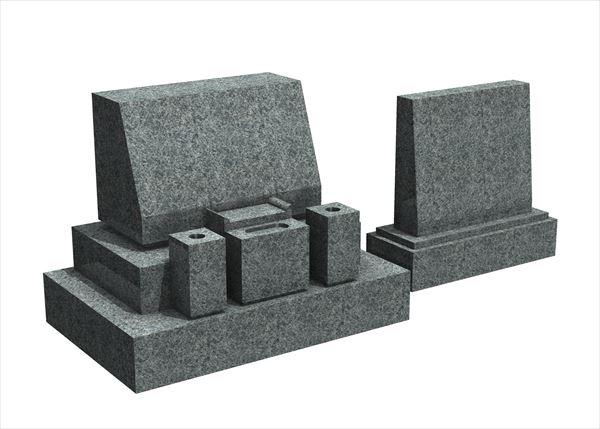 (008)洋型墓石