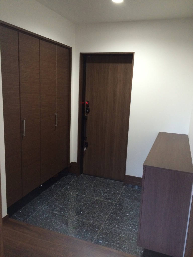 (003)玄関
